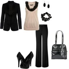 Black Leather Medium Purse with Scarf for fashion around the clock.  Daytime corperate girl to night out on the town.