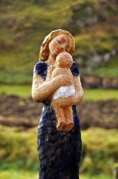 Wood Sculpture, Garden Sculpture, Kids Wood, Garden Statues, Wood Carving, Ceramic Art, Caricature, Wood Art, Woodworking Projects