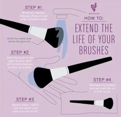 I cannot stress to you the importance of a good set of makeup brushes! You can do so much more with your look with the right equipment! Never use the flimsy sponges in your makeup! Better products means better results! www.youniqueproducts.com/sarahbryant