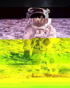 Transmission 358 #apolloglitch #glitch #glitchart #digitalart #datamosh Glitch Art, Apollo, Digital Art, Movie Posters, Instagram, Film Poster, Billboard, Film Posters, Apollo Program