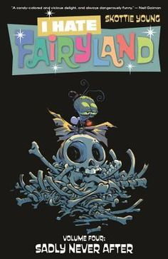 I Hate Fairyland, Vol. 4