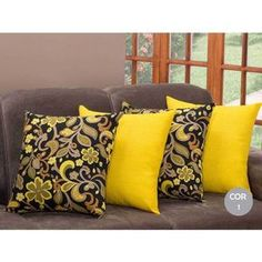 Pillow Crafts, Diy Pillows, Sofa Pillows, Floor Pillows, Decorative Pillows, Diy Cushion Covers, Cushion Cover Designs, Home Decor Furniture, Diy Home Decor