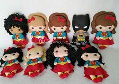 Avengers, Feltro, Baby Dolls, The Avengers