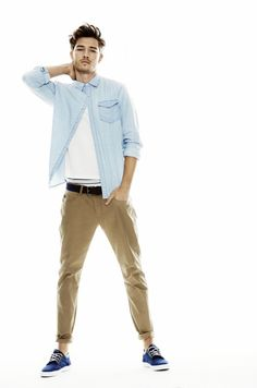 #LookBook #Cool #Barista #Reserved #Fashion for men #GalleriaRiga