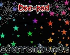 Doe-pad Sterrenkunde :: doe-pad-sterrenkunde.yurls.net