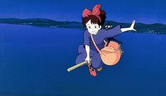 Kiki's Delivery Service (1989) // Hayao Miyazaki