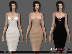 Sims 4 CC's - The Best: Clothing by Bill Sims