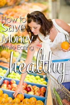 How to Save Money While Eating Healthy | 7 Things You're NOT Doing That WILL Cost You. These are fantastic tips, especially 5 and 7. SO important if you want to eat healthy while couponing. coupons | couponing | how to coupon | saving money | groceries | healthy | Whole30 | LCHF | diet |