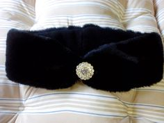 Turbante Black Velvet. http://sondemar.tictail.com/products/turbantes