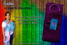 Conoce nuestros #Portabebés y escoge el tuyo del color que más te guste... http://portabebeamartesiempre.blogspot.com/