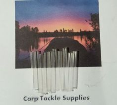 Shrink-Tube-3-mm-Clear-Carp-Tackle-Supplies-Carp-Fishing-10-Per-Pack