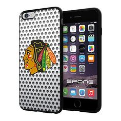 "Chicago Blackhawks White Net #2155 iPhone 6 Plus (5.5"") I6+ Case Protection Scratch Proof Soft Case Cover Protector SURIYAN http://www.amazon.com/dp/B00X5QKYIO/ref=cm_sw_r_pi_dp_-bjwvb1ZS73VF"