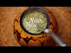 The gaucho's fave drink is an energizing tea: yerba mate. Note - if you don't want your mate to be bitter use water that's hot, not boiling!  All Around This World | www.AllAroundThisWorld.com ▶ Yerba Mate | Thirsty For ... - YouTube