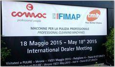 Встреча дистрибьюторов и дилеров группы компаний COMAC