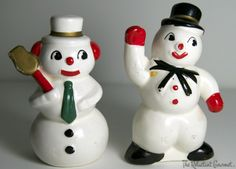 Christmas Holiday Salt and Pepper shakers Click to preview image