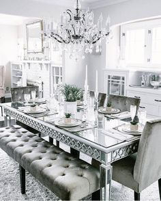 Awesome 30 Dining Room Decorating Ideas https://homeylife.com/30-dining-room-decorating-ideas/