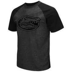 Men s Black Florida Gators Eclipse Blackout T-Shirt  2ccfa142d