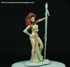 Afbeeldingsresultaat voor wood elf sorceress