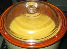 I made famous soap today. Well, my soap isn't famous, but the recipe is. Sort of. In a soapy kind of way. It is a Hot Process Crock Pot, Oatmeal & Honey Castile soap recipe, known interchangeab...