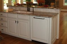 Two Tier Kitchen Bar Height | Kitchen Islands - New Home Ideas - Kitchen Trends - New Home Raleigh ...