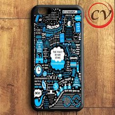 The Fault In Our Stars By John Green iPhone 6 Plus | iPhone 6S Plus Case