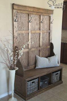 http://ana-white.com/2012/08/plans/fancy-hall-tree