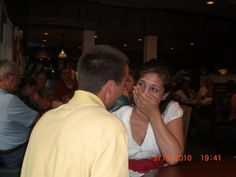 OH S**T! lol she said yes!