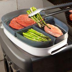 Fancy - Porter BBQ Tray