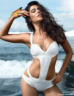 NARGIS FAKHRI HOT PHOTOSHOOT FOR GQ MAGAZINE