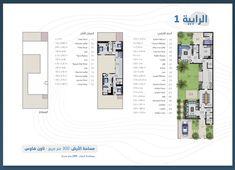 Plan Design, Villas, Bar Chart, Floor Plans, Houses, Flooring, How To Plan, Homes, Villa