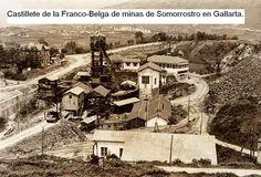 Patrimonio Industrial Arquitectónico: Solicitud de información del Museo de la Minería d...