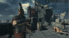"""Ryse is a launch title for the Xbox One that could be classified as """"All Style, No Substance. Xbox One, Ryse Son Of Rome, Social Issues, Statue Of Liberty, Video Game, Sons, Darth Vader, Games, Soldiers"""