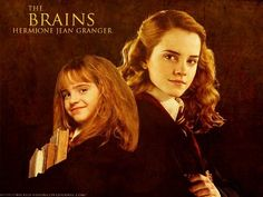 Hermione Jean Granger - Then and Now