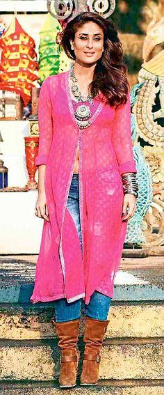 Kareeena Kapoor's Leaked Photos - 'Gabbar Is Back' Item Song - http://shar.es/1gutkt  #KareenaKapoor #GabbarIsBack