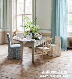 New Bemz Fabric: Classic Swedish Summer Style - Bright.Bazaar