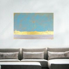 Original Abstract Art painting Large wall art by ArtbyHeroux