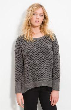 Joie 'Nico' Zigzag Sweater | Nordstrom - StyleSays