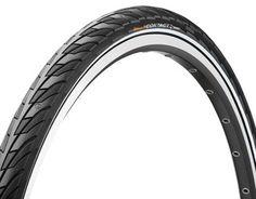 Continental Contact II Reflex tyre black/reflex