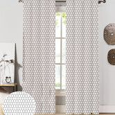 Found it at AllModern - Mosaic Curtain Panel