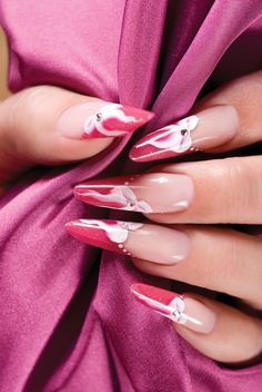 #Crystalnails #Nägel #nagelstudio #nailart #Muster  #GelNägel #babyboomer #NagelstudioWien #Gelnägel #Malerei