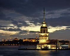 İstanbul Leanderturm