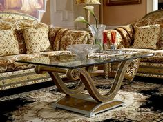 We carry the Finest Italian Furniture. Our Italian Furniture Showroom has Beautiful Italian Living Room Sets. Italian Sofa, Italian Furniture, Classic Furniture, Cool Coffee Tables, Coffee Table With Storage, Coffee Table Design, Sofa Furniture, Living Room Furniture, Furniture Sets