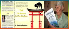 Live Like Someone Left the Gate Open by Kimberly Burnham Banner