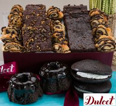 Chance to Win a Dulcet Brownie Ganache Bakery Collection Sweepstakes -- Ends Sunday! ENTER Today at www.kudosz.com/entry
