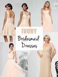 Wanting a neutral palette for your big day? Jordan Fashions has a large selection of bridesmaids dresses in white and ivory to create the look you've envisioned! Your bridal party will be glamorous in one of these dresses. Available in sizes 0-34 and Jr. sizes 4-16.