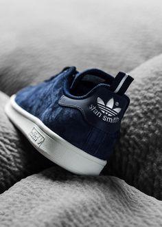 Adidas Originals Stan Smith 'Suede'  #Adidas #StanSmith #Fashion #Streetwear #Style #Urban #Lookbook #Photography #Footwear #Sneakers #Kicks #Shoes