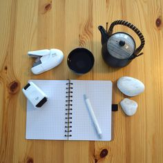 Simply, stylish and very useful - this is how the workspace looks like in Japan.  Add some tea and be productive. Brand PLUS Japan delivers innovative stationery,