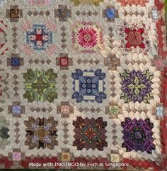 patchwork of the crosses | Patchwork of the Crosses