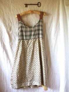 Upcycled Dress Women