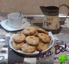 Cookies de chocolate para #Mycook http://www.mycook.es/receta/cookies-de-chocolate-2/
